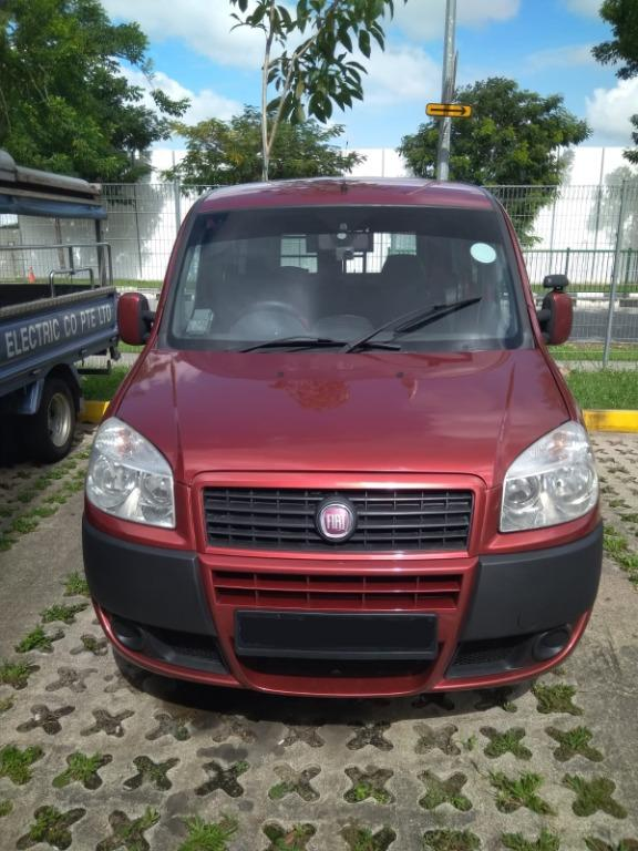 Fiat Doblo ( Manual )