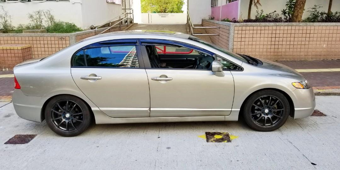 HONDA CIVIC 1.8 2005