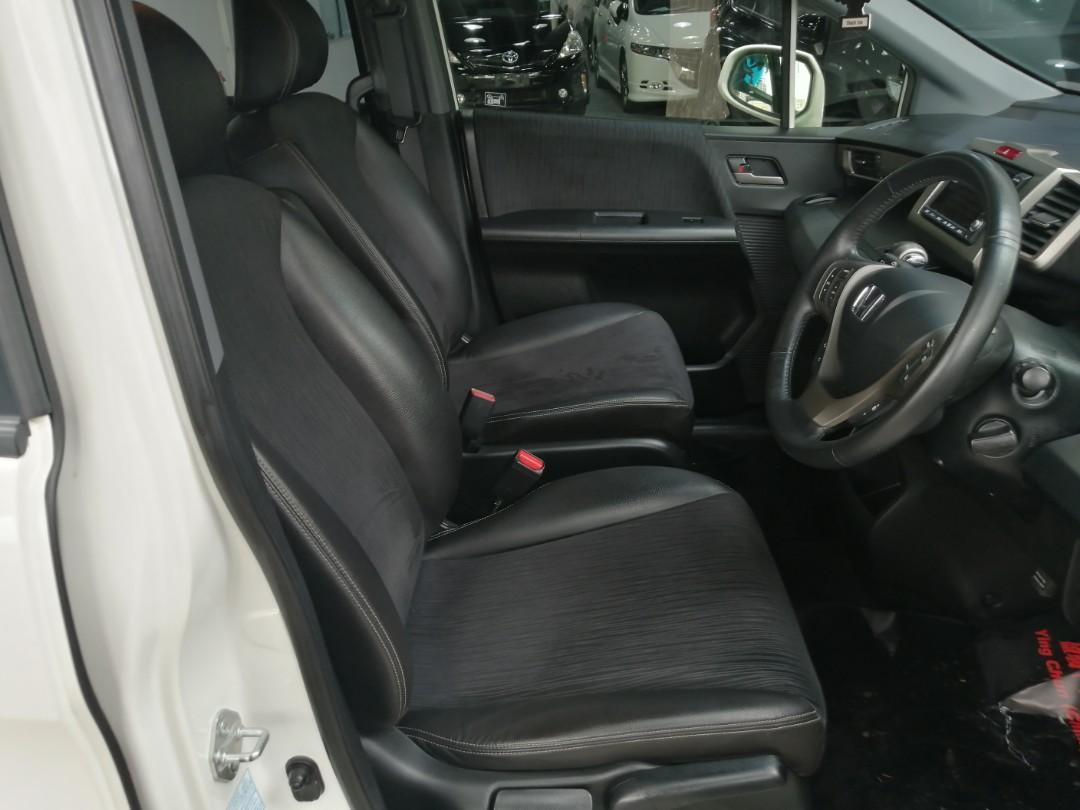 HONDA FREED Spike Hybrid 2012