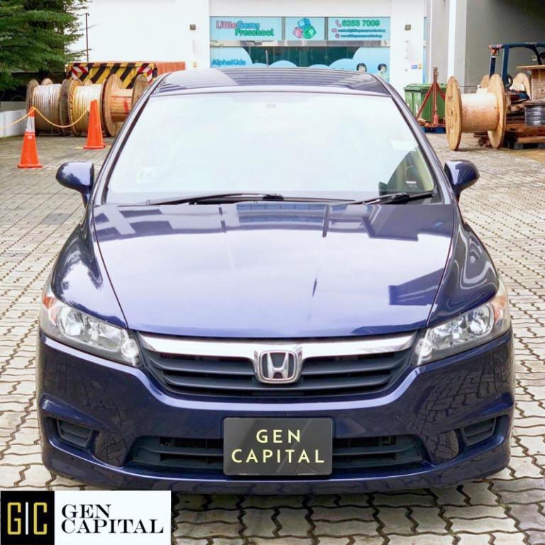 Honda Stream @ Cheapest rates! Just $500 to drive away, no hidden fees!