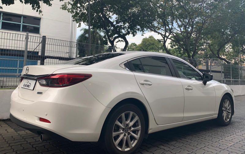 Mazda 6 2.0 A Auto