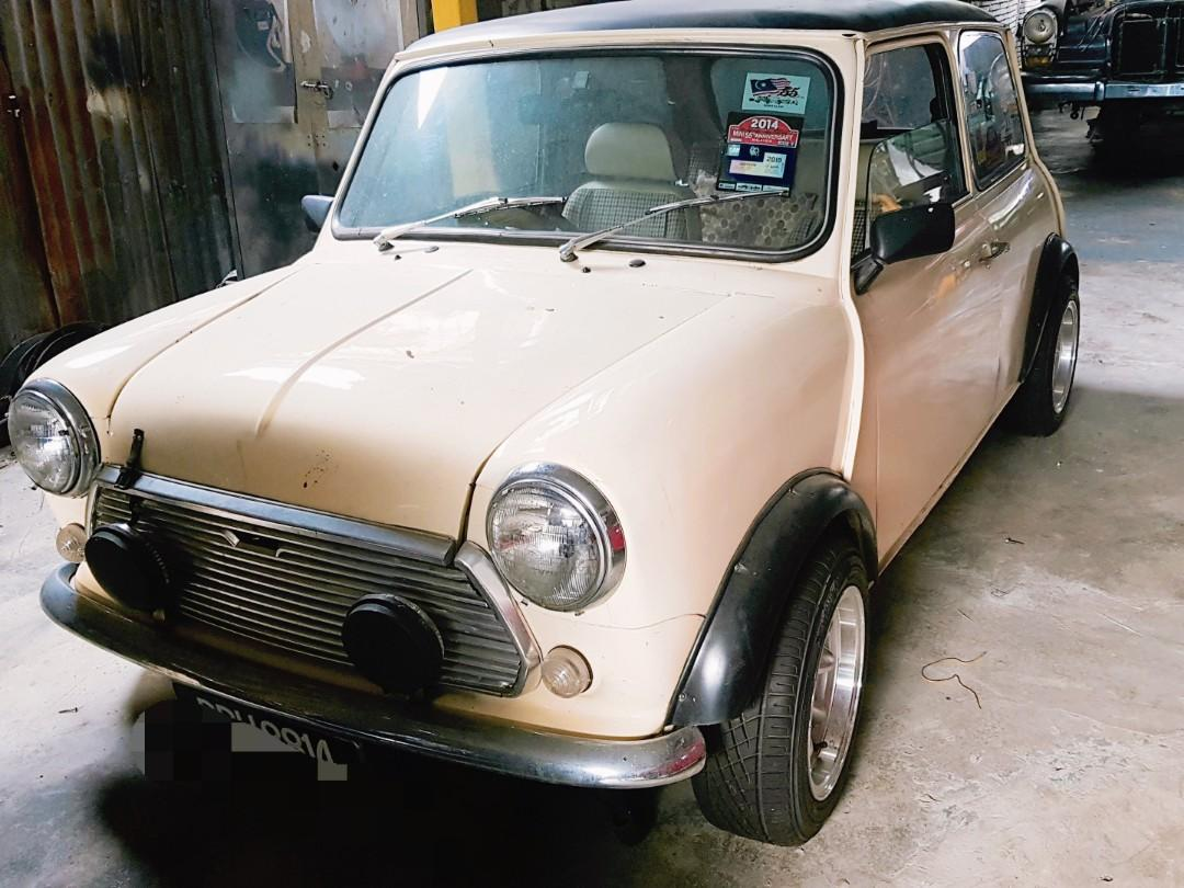 MINI Cooper classic 1000 Manual