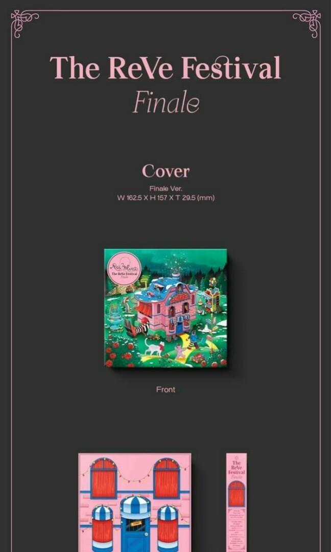[PO] RED VELVET Repackage Album - The ReVe Festival Finale