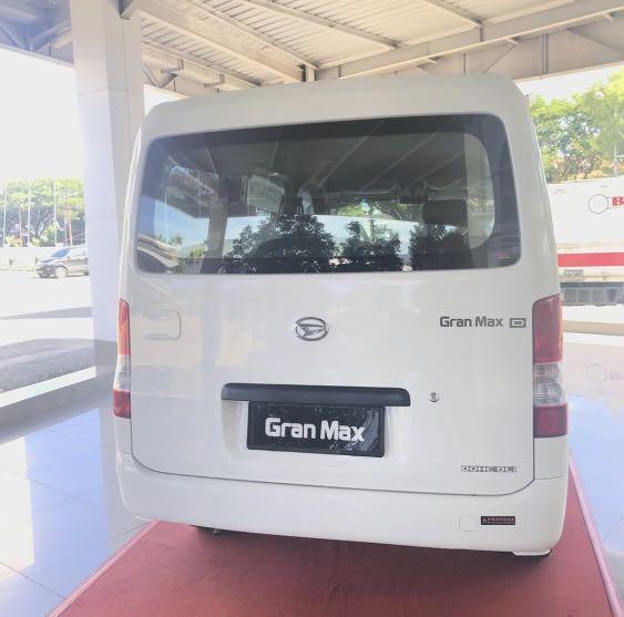 PROMO DP MURAH Daihatsu Granmax Minibus mulai 13 jutaan. Daihatsu Fatmawati