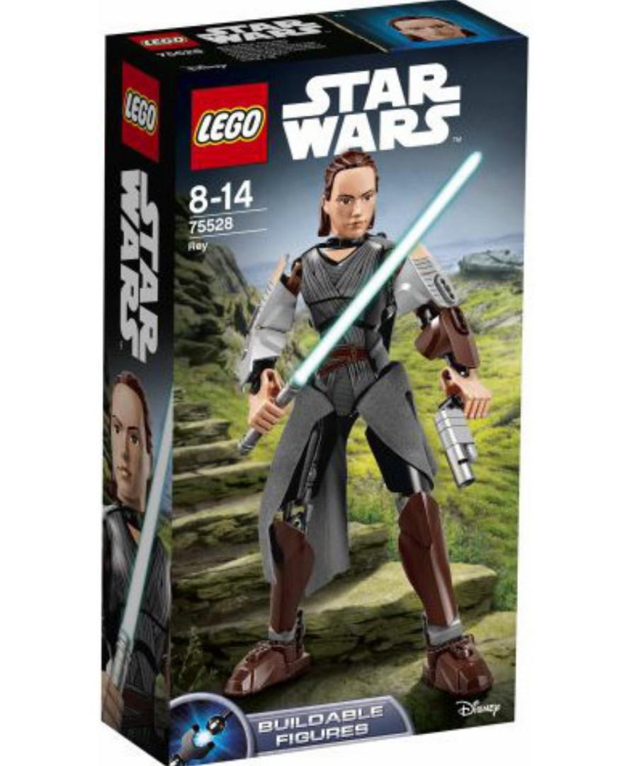 Sale Bnib Eol Lego Star Wars Rey Palpatine Aka Skywalker 75528 The Last Jedi Rise Of Skywalker Toys Games Bricks Figurines On Carousell