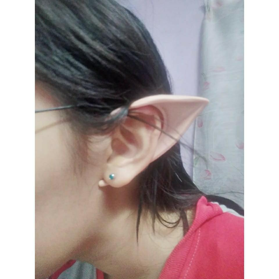 Soft Elf Ears Cosplay Accessories / Halloween Party