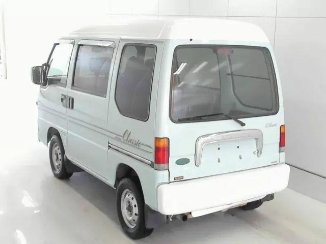 SUBARU Sambar 古董車 懷舊車 價錢面議