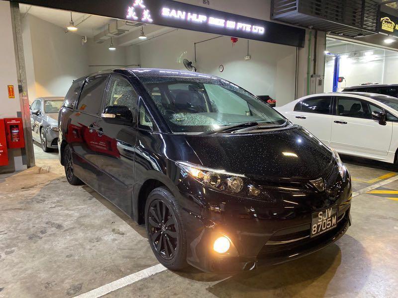 Toyota Estima 2.4 Aeras 7-Seater Moonroof (A)
