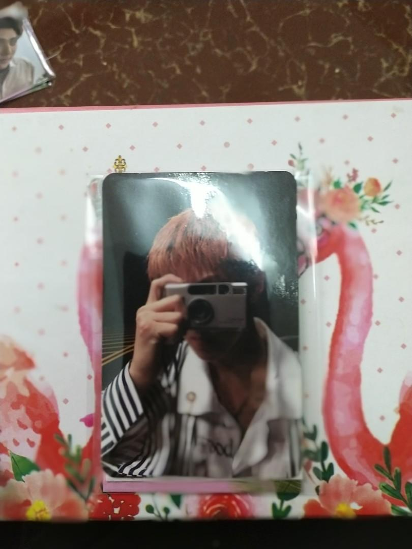 (WTS) SEHUN & EXO OFFICIAL PHOTOCARD | CLEARANCE, NEW,SEALED