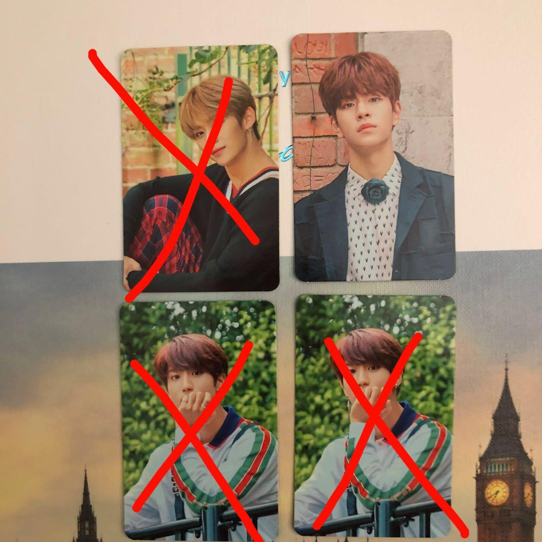 WTS Stray Kids in London Photobook - Loose Photocards