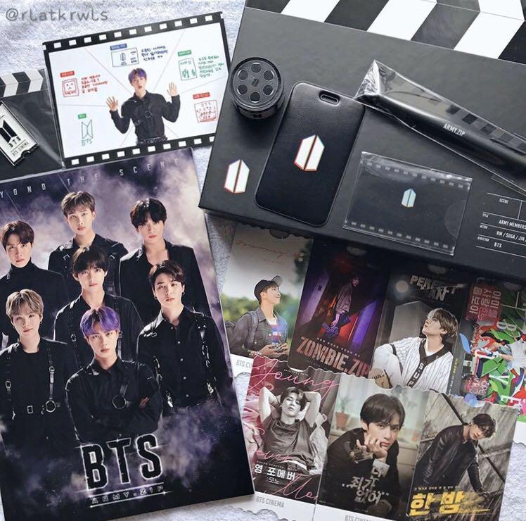 [WTS]BTS Army Global Membership Kit Review Note and Pen Set