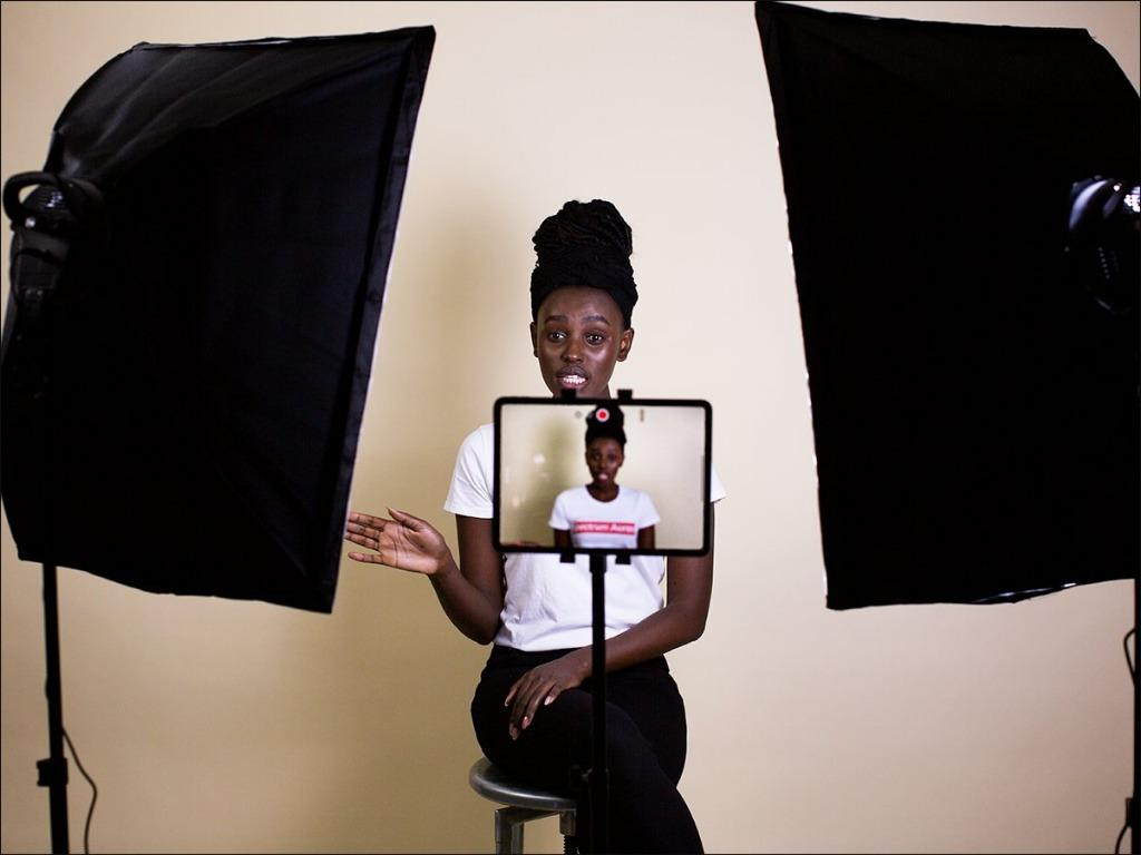Youtube Video Continuous Softbox Lighting Kit / BRAND NEW / PhotoVideoSpot.ca