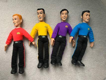 Wiggles Battery Operated