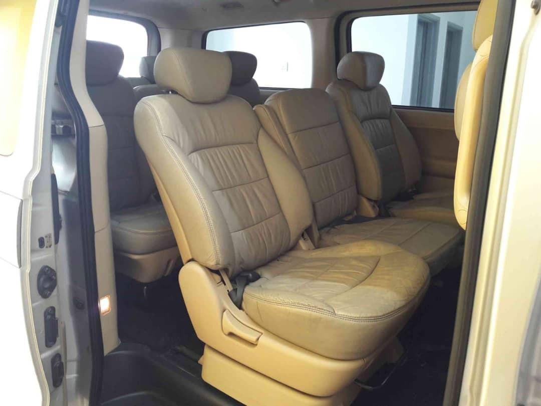 2008TH🎉HYUNDAI STAREX 2.5AT TURBO  Cash💰OfferPrice Rm35,800 Only‼LowestPrice InJB‼Interested Call📲KeongForMore🤗