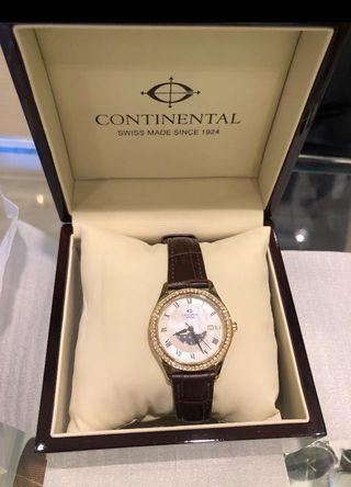 Continental Moonphrase Watch