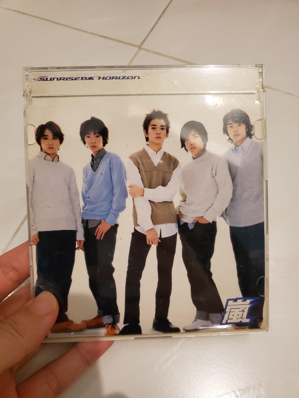 大贈送 嵐 Arashi CD日版