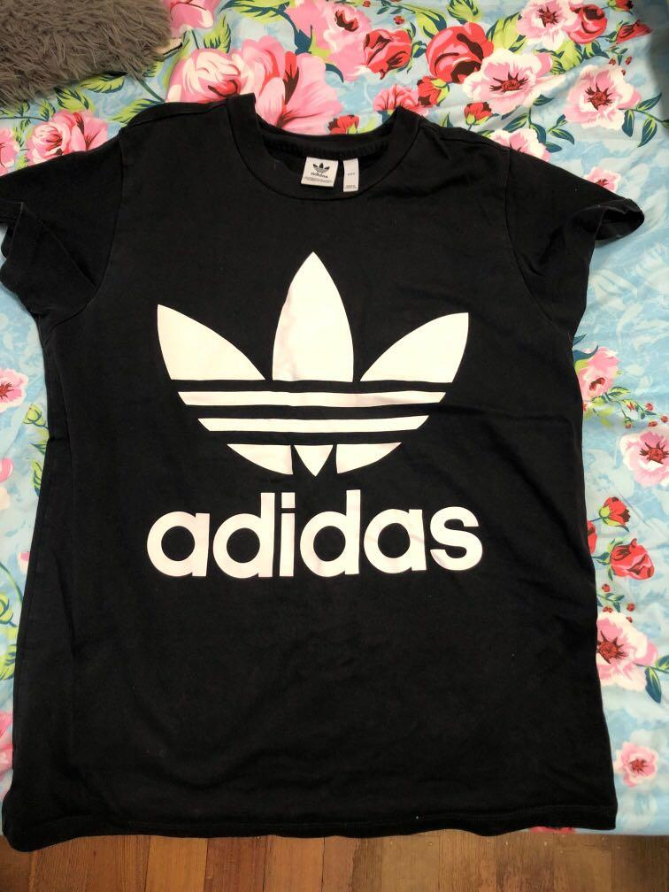 Adidas Mens Basic T Shirt (available in black n white)