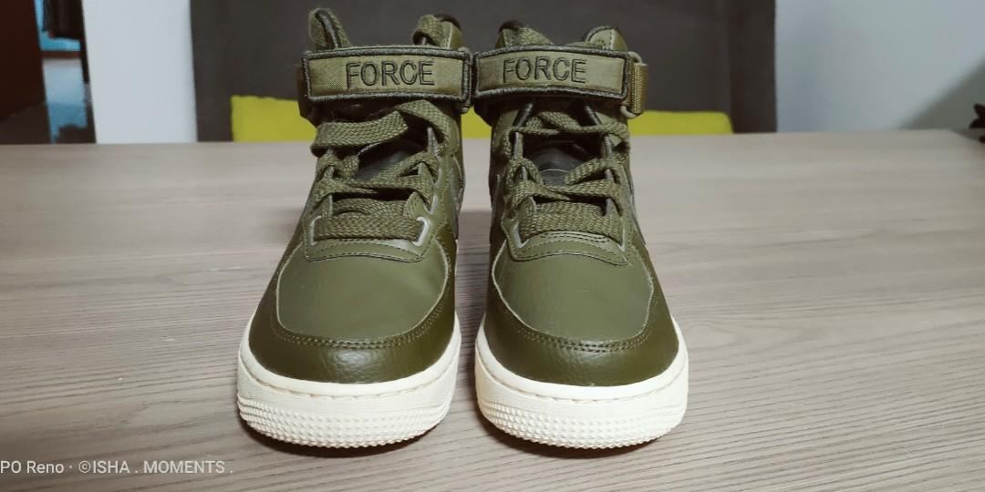 Air Force 1 High Utility Olive Green