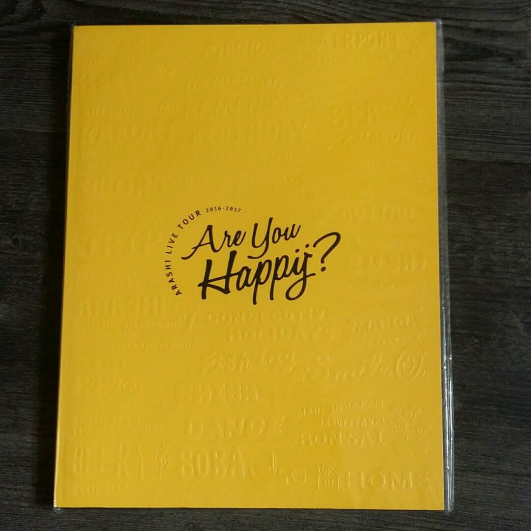 Arashi-Are you Happy場刋