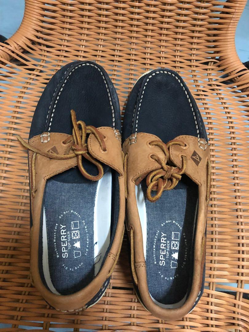 Authentic Sperry Top Sider Size 8, Men