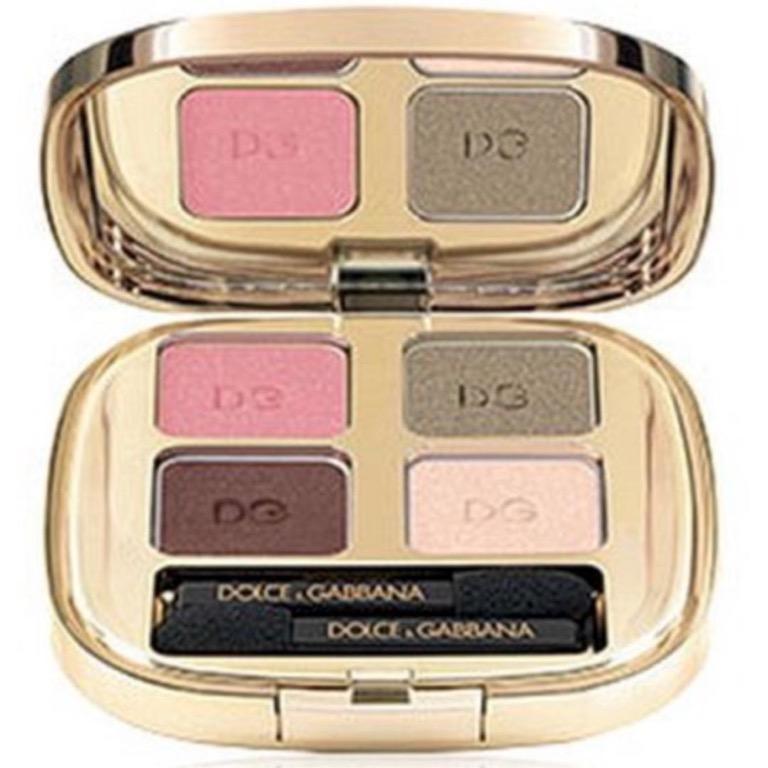 Dolce & Gabbana The Eyeshadow Quad - Dolce Garden RRP$80