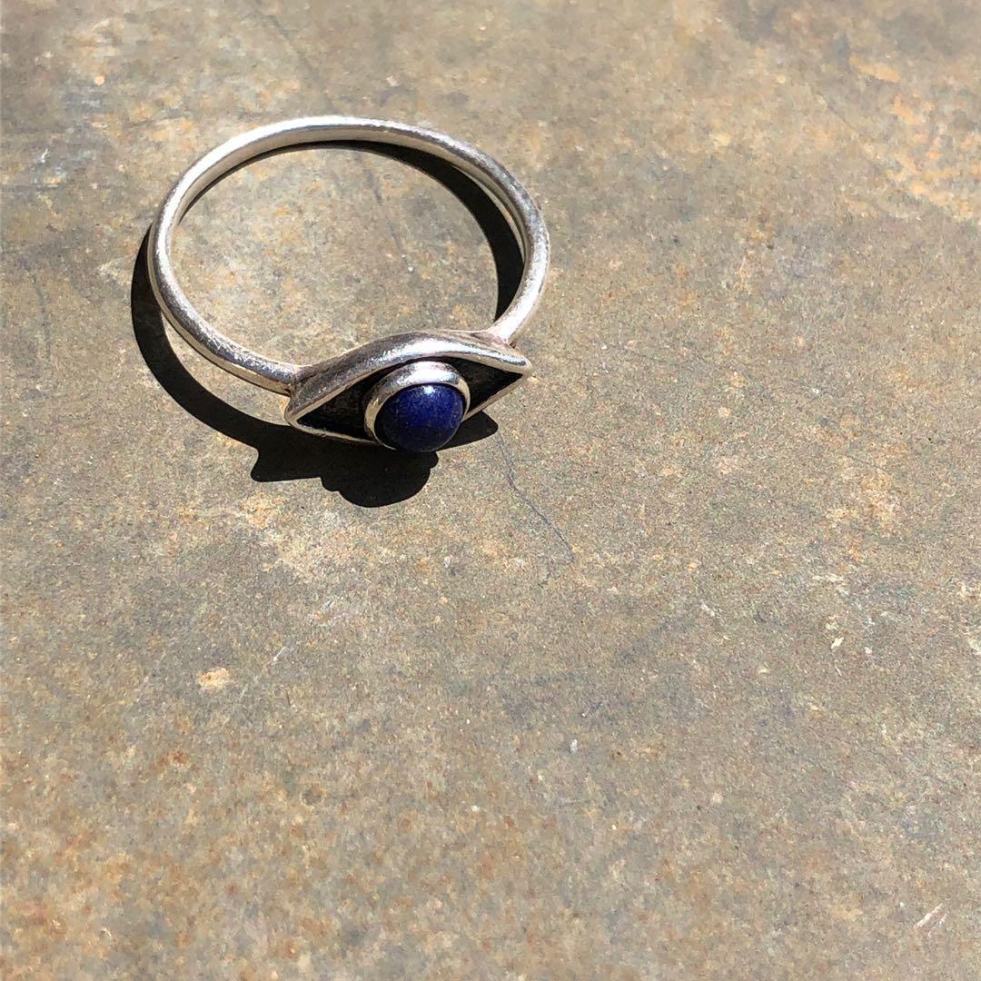 Eye ring LAPUS - ( price includes free standard postage within Australia )