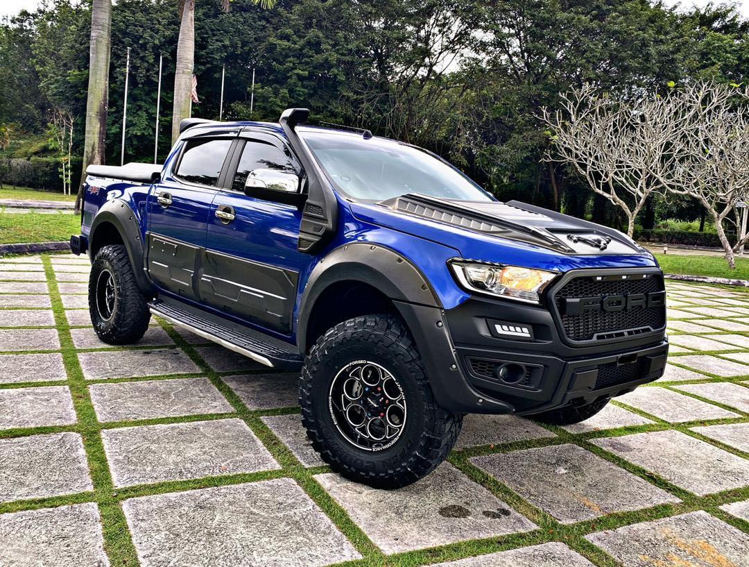 FORD RANGER XLT 2.2 4WD
