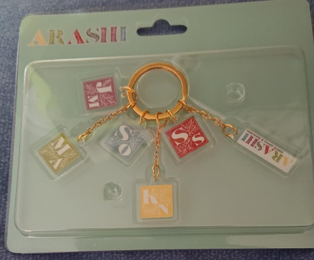 嵐展覽會---key holder