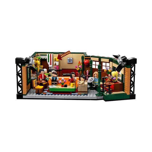 LEGO IDEAS FRIENDS CENTRAL PERK (21319) - BRAND NEW
