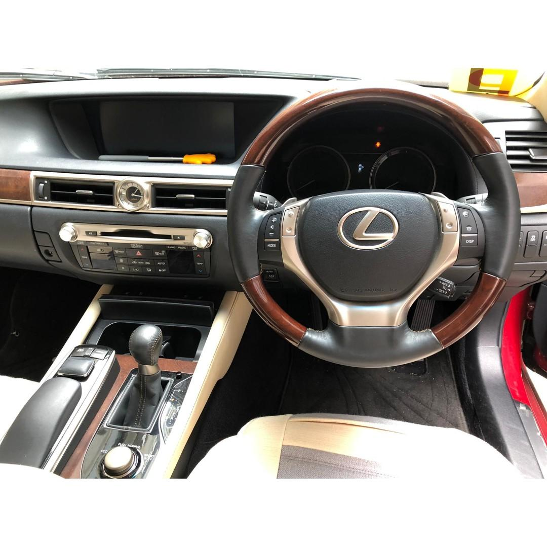 LEXUS GS250 2012