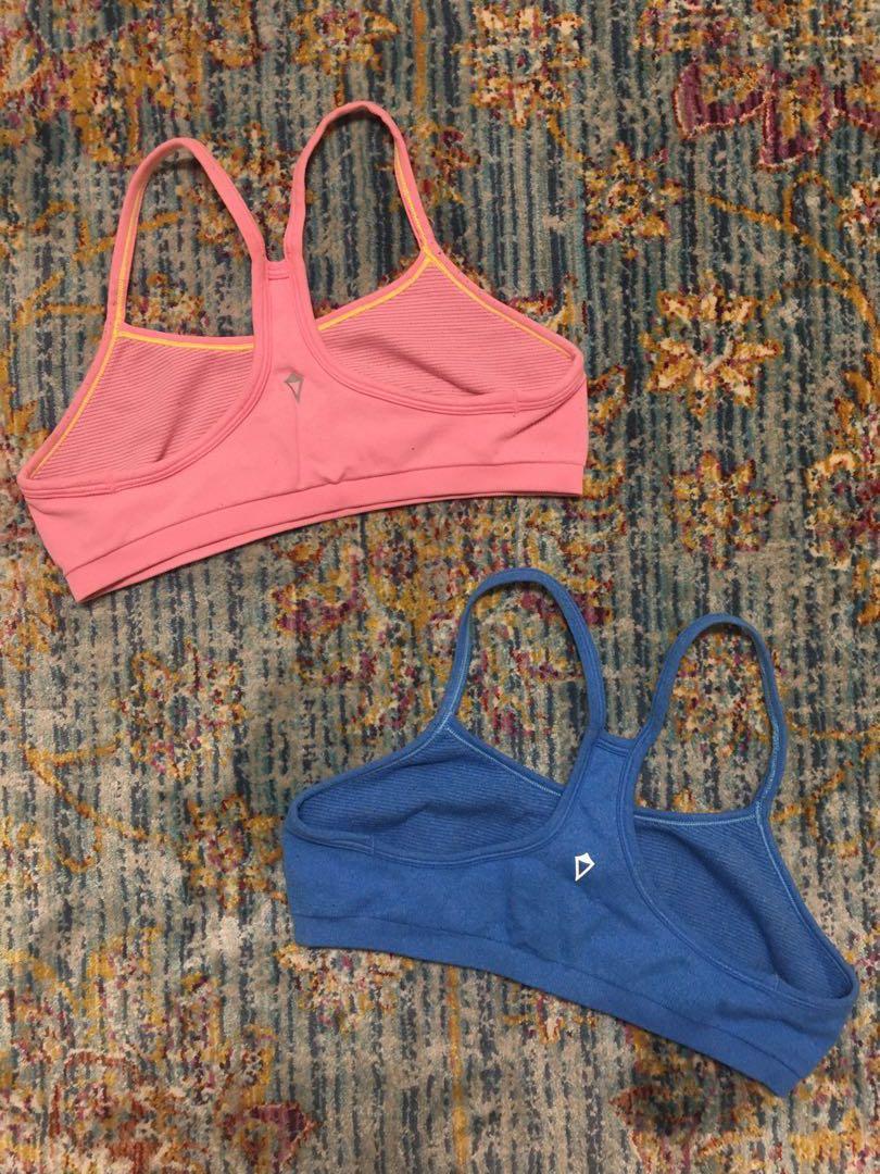Lululemon Ivivva Fly Tech Athletic Dance Sport Bras Size 12