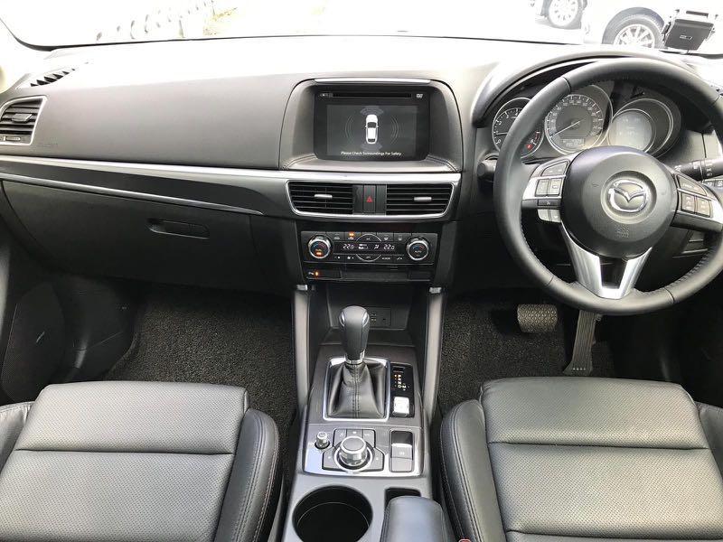 Mazda CX-5 2.5 2WD Luxury (A)