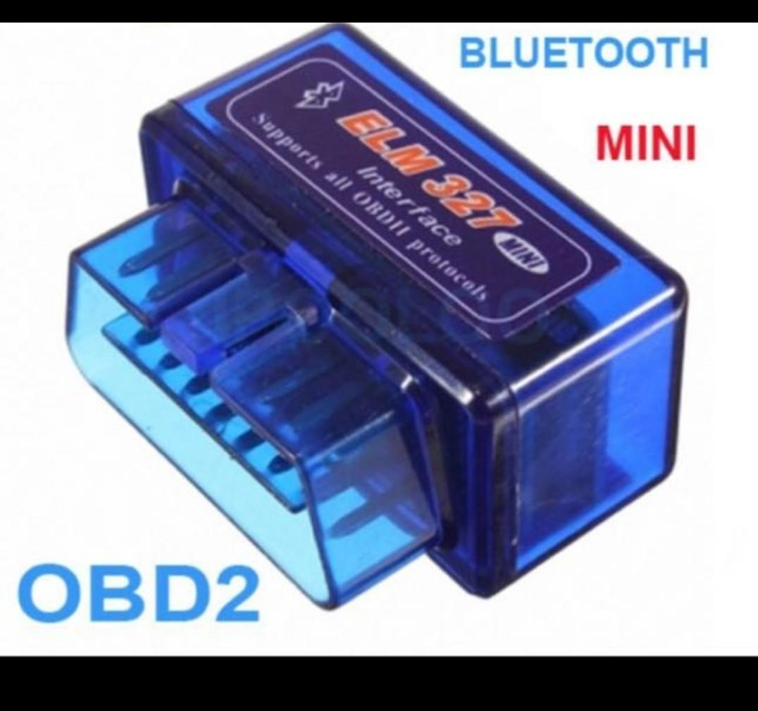 Mini ELM327 Bluetooth OBD2 II Car Diagnostic Scanner