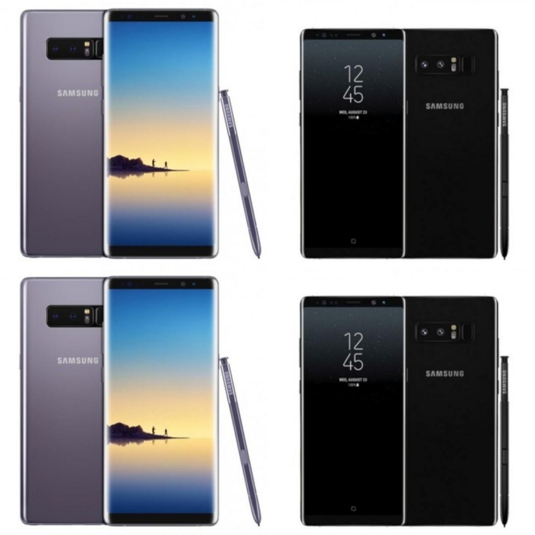 "Samsung Galaxy Note 8 6.3"" GSM Unlocked 64GB Smartphone"