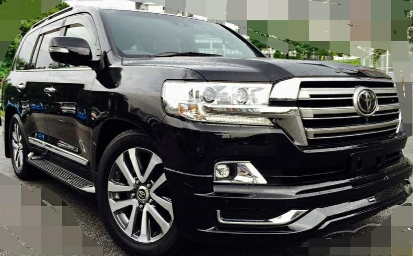 TOYOTA CRUISER ZX RECON~2016  4.6CC Petrol~汽油☺👍ON THE ROAD~ PRICE~RM439,888.88