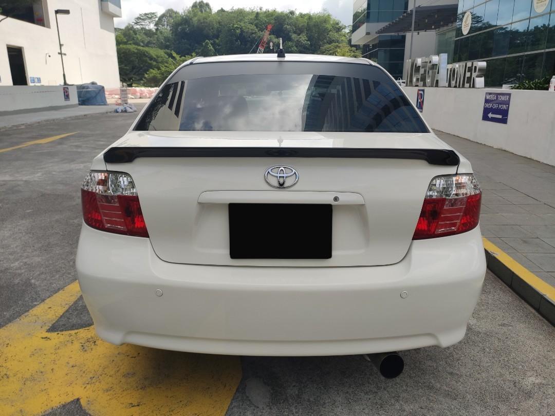 Toyota Vios 1.5 E (M)