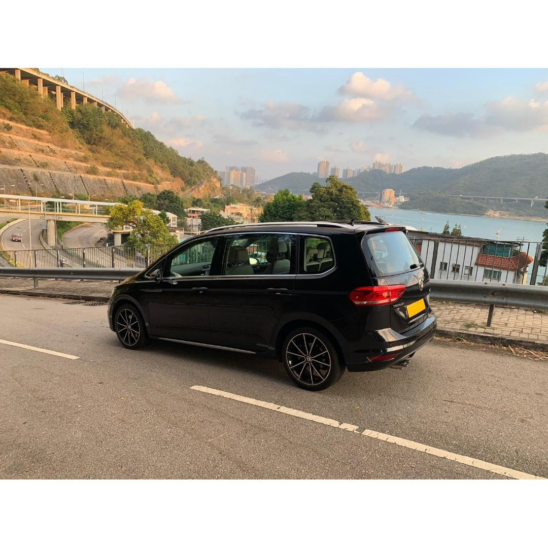 VOLKSWAGEN TOURAN 1.4 TSI LUXURY 2016