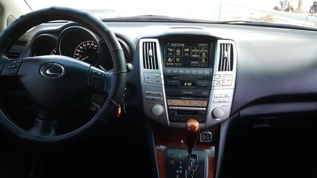 自售2005年Lexus 凌志 RX330