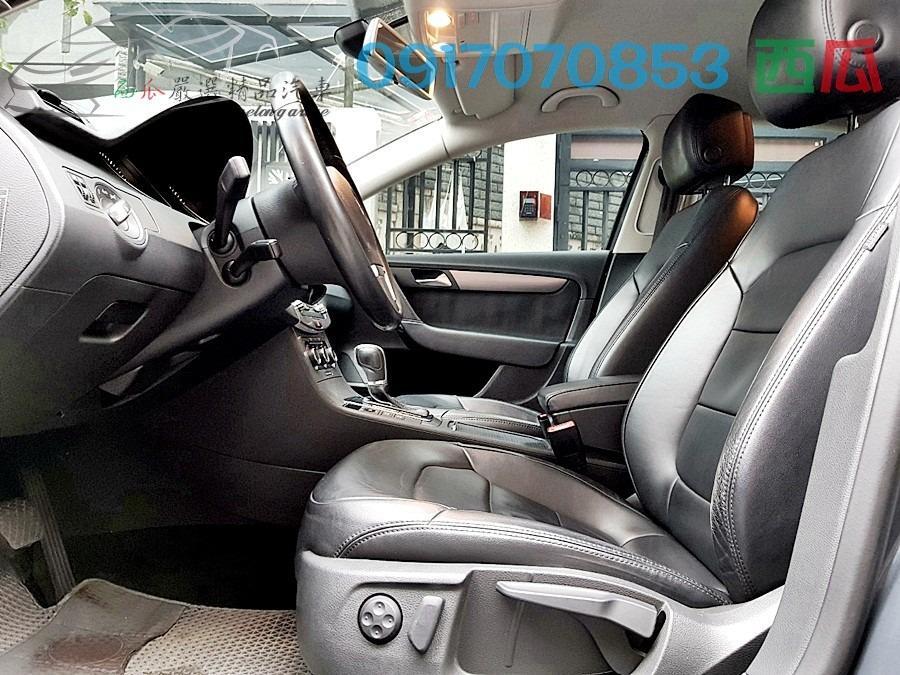 一手竹科工程師用車 只要有工作即可辦理 2011年 福斯 PASSAT 1.8 98%過件率可超貸十萬以上!內外新 車優