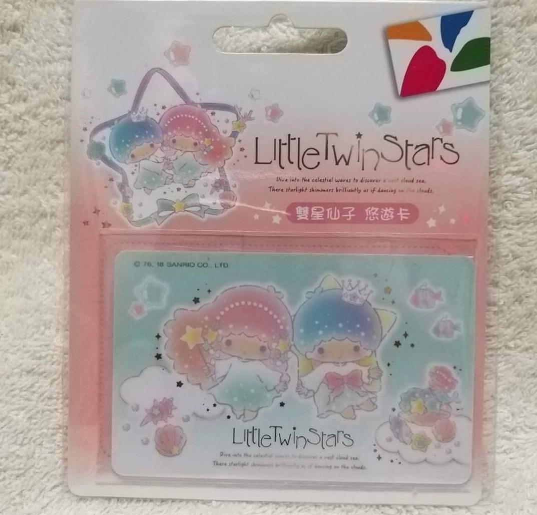 售台灣 Twin Stars 悠遊卡