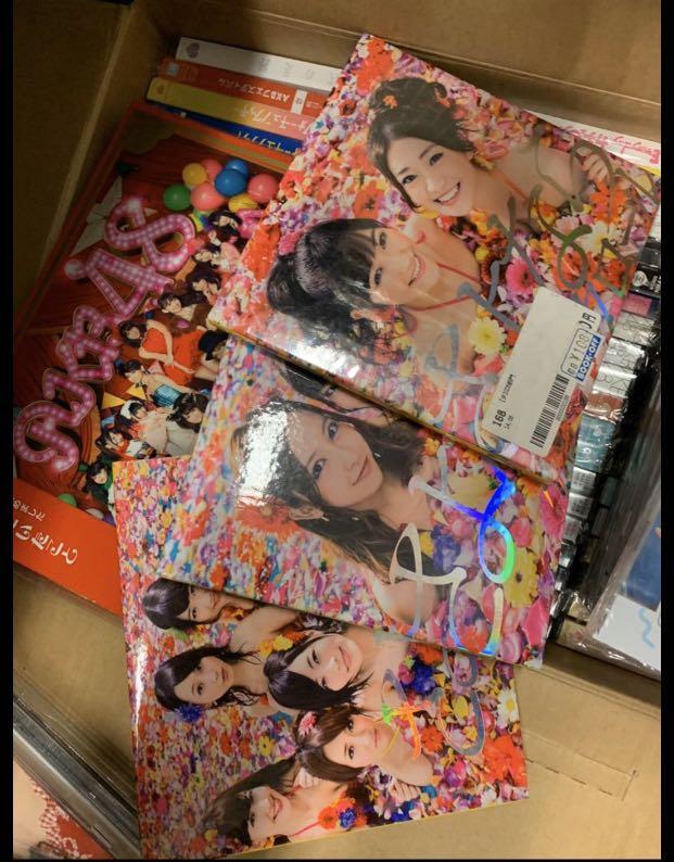AKB48 singles 一堆