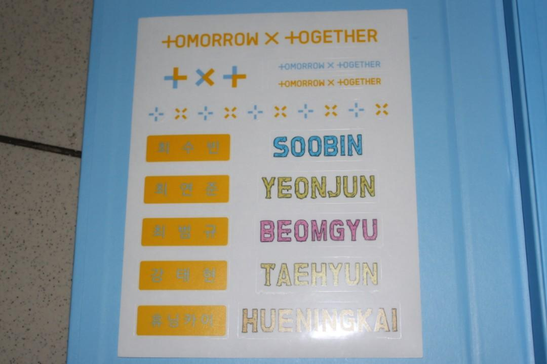Album debut txt ( tomorrow X together) The dream chapter :star  #awal2020