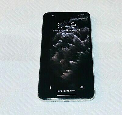 Apple iPhone 11 Pro Max - 512GB - Silver (Xfinity) A2161 (CDMA + GSM)