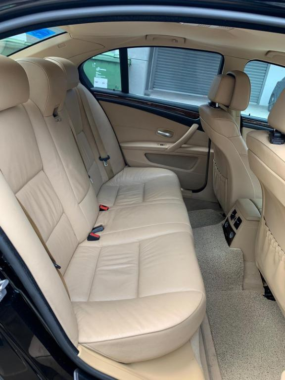 BMW 525i XL LUXURY Perfect condition just in!! For early CNY promo Pm us or whatsapp @87493898