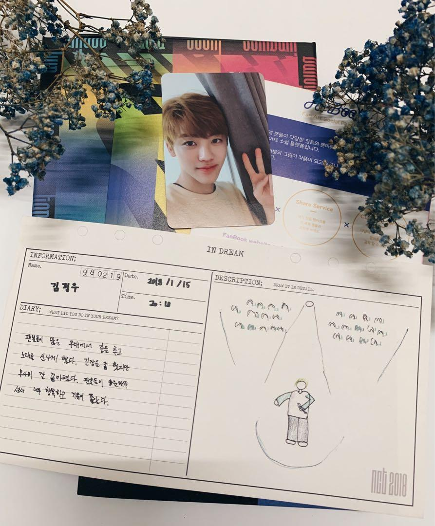 [DREAM Ver.] 'NCT 2018 EMPATHY' Album with JAEMIN Photocard