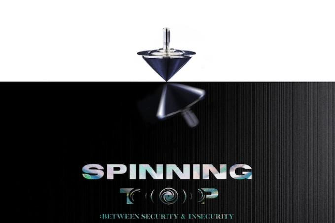 GOT7 SPINNING TOP:BETWEEN SECURITY AND INSECURITY ALBUM