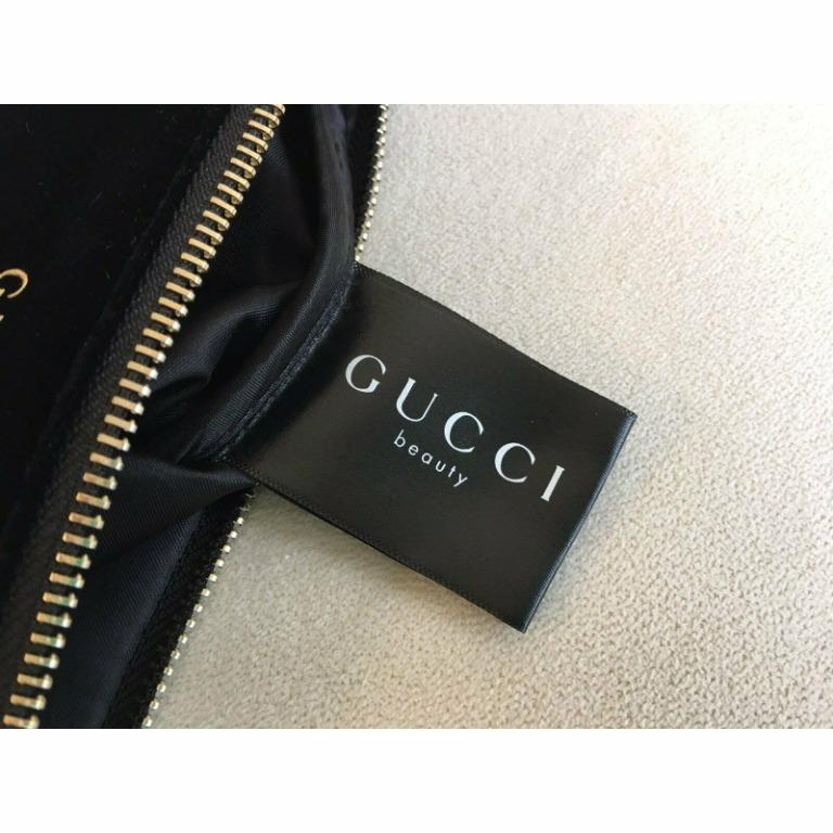 GUCCI Beauty Cosmetic Pouch Limited edition. New and sealed bag