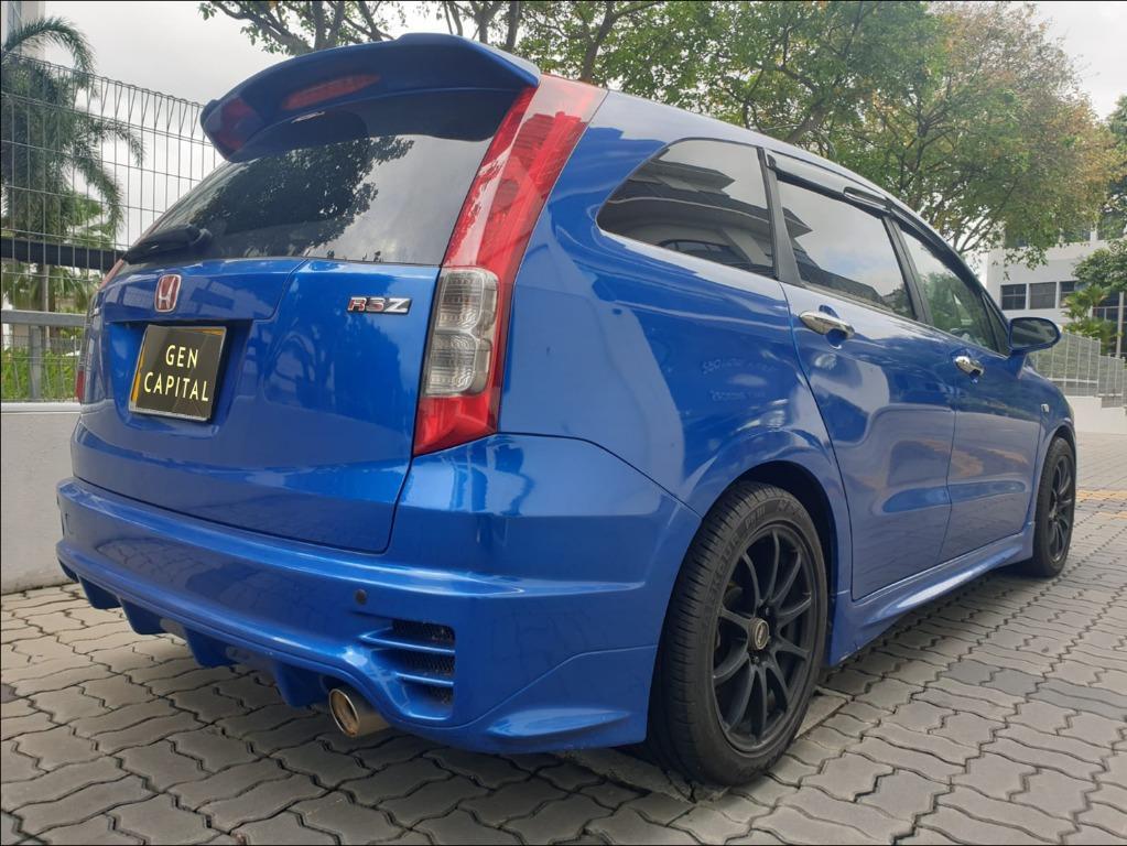 Honda Stream RSZ 1.8A *Early CNY Promo whatsapp @87493898 now! Deposit $500 Driveaway Immediately!*