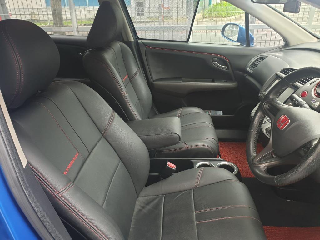 Honda Stream RSZ *Early CNY Promo whatsapp @87493898 now! Deposit $500 Driveaway Immediately!*