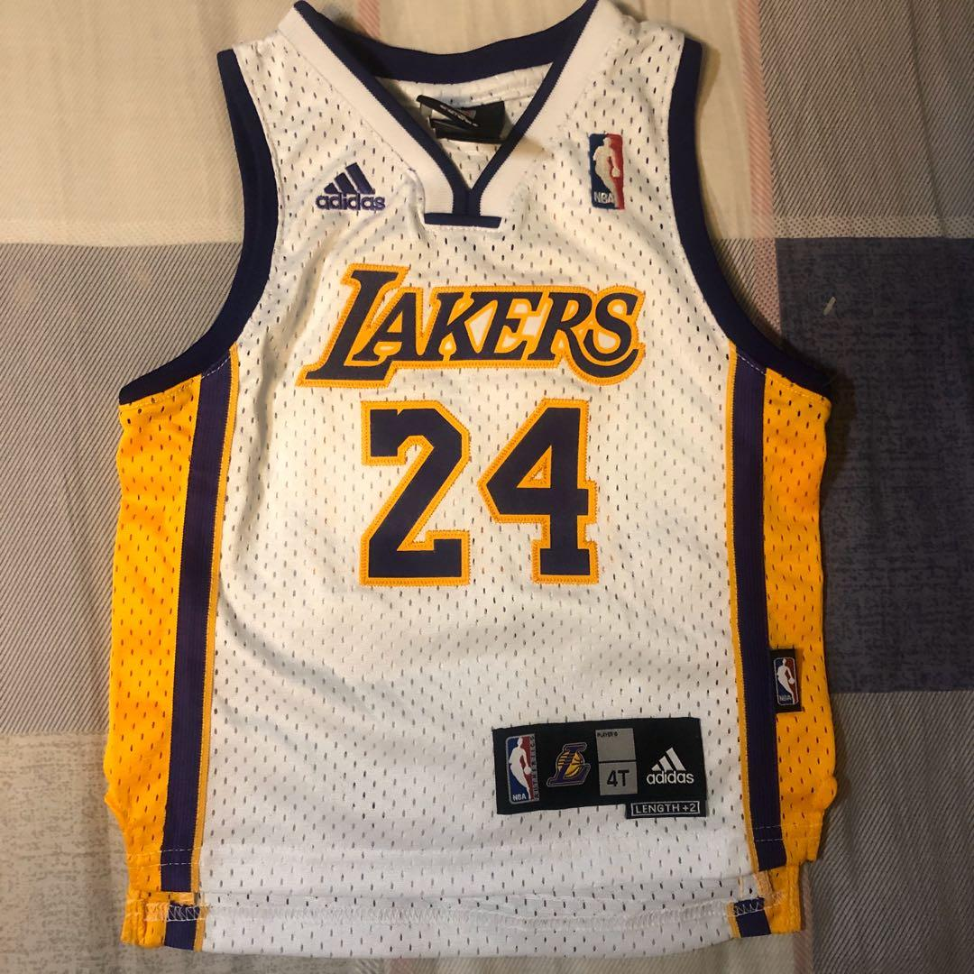 4t lakers jersey jersey on sale